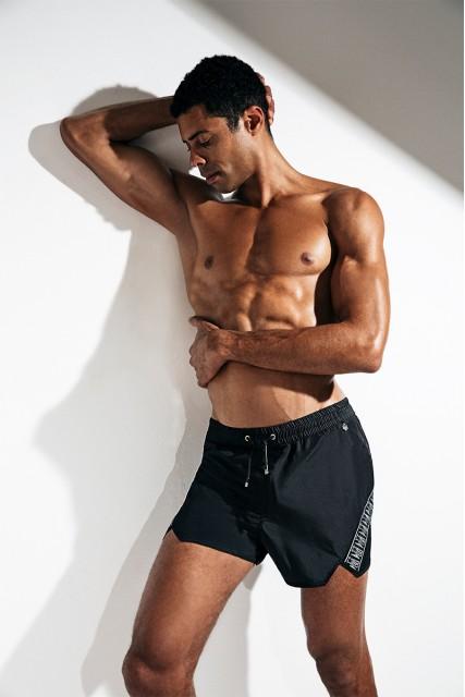 Μαυρο μαγιο Son Shorts by Med